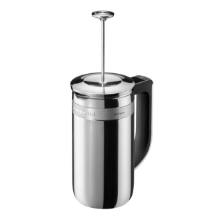 KitchenAid tlakový kávovar French Press Artisan 5KCM0512 nerezová
