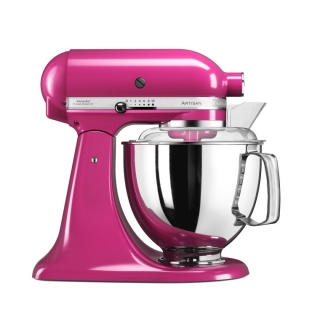 KitchenAid robot Artisan 5KSM175PS fuchsie