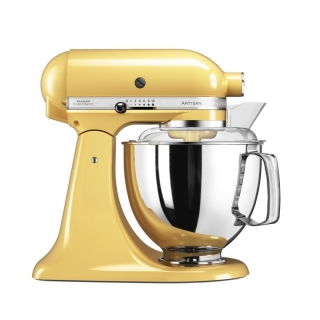 KitchenAid robot Artisan 5KSM175PS žlutá